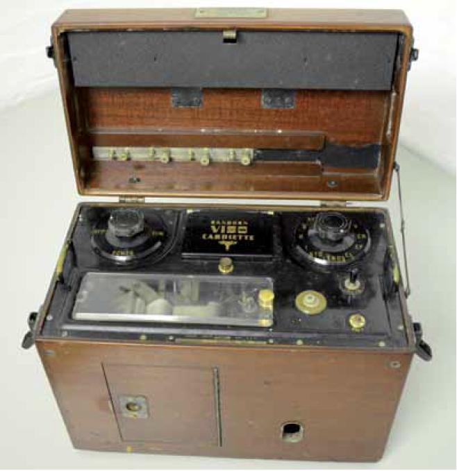 ekg portable machine
